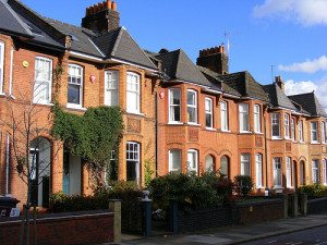 Large Victorian Terraced Houses