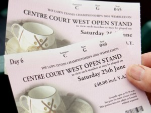 Wimbledon Tickets One Rule For The Rich Another For The