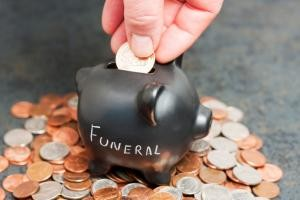 Saving for a funeral