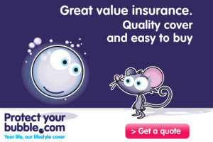 With Protect Your Bubble Gadget Insurance, you can get worldwide cover for them all, including smartphones, tablets, iPads, TVs, laptops, desktop PCs, games consoles and more. They'll be protected against theft, accidental damage – like a cracked screen or drop in the bath – and mechanical breakdowns after your manufacturer's warranty runs out.