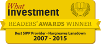 what-investment-award-sipp