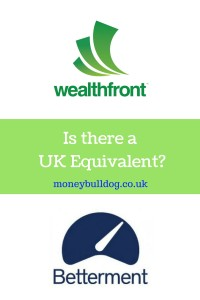 Is there a UK equivalent to Betterment and Wealthfront?