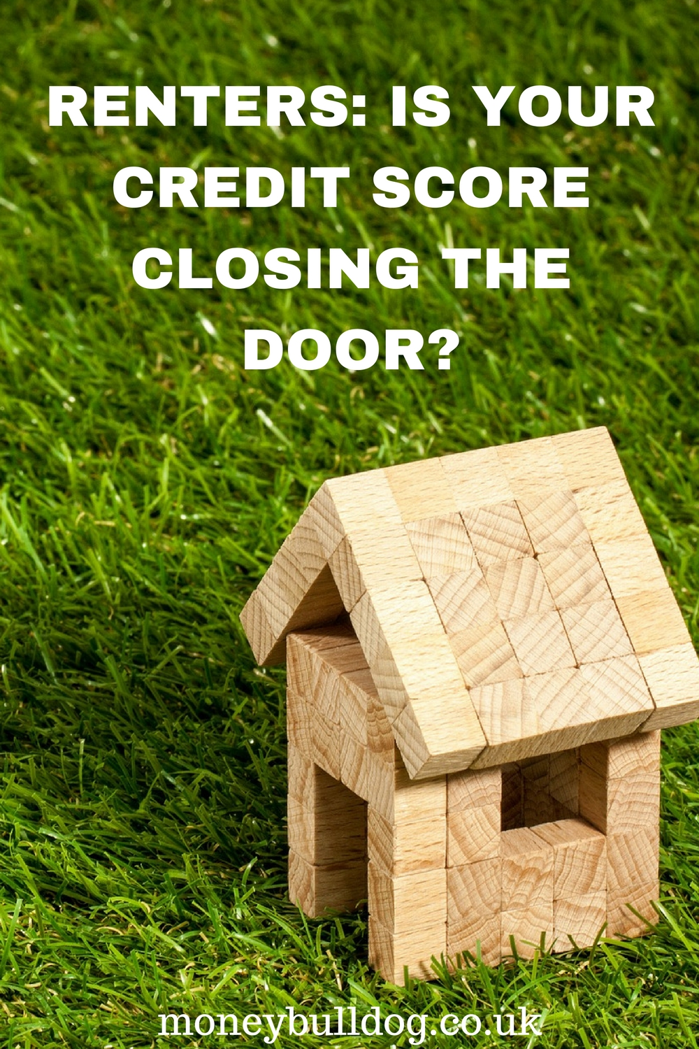 RENTERS - Is your credit score closing the door