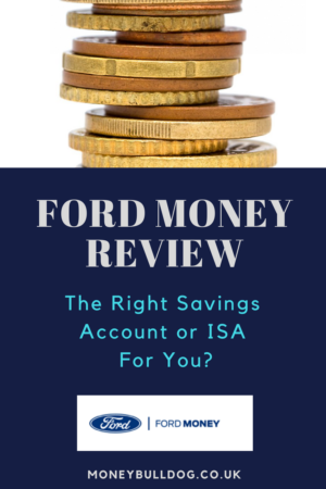 Coins stacking on top of words ford money review