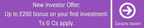 RateSetter new investor up to £200 sign up bonus offer