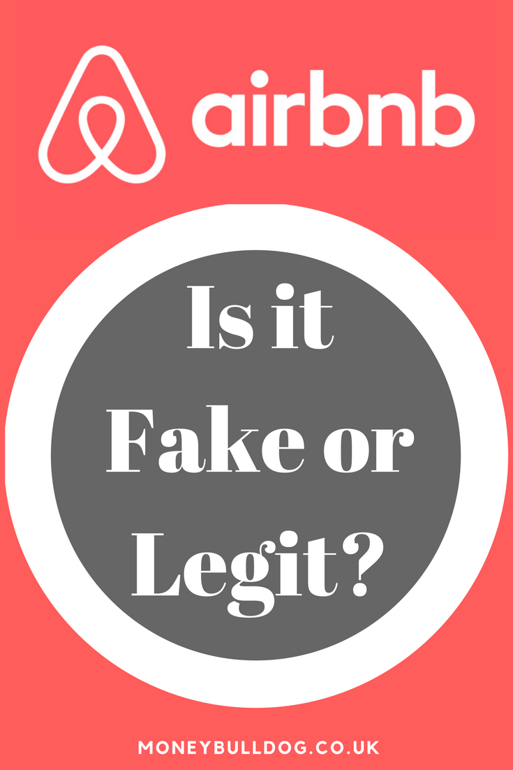Airbnb - Is it Fake or Legit?
