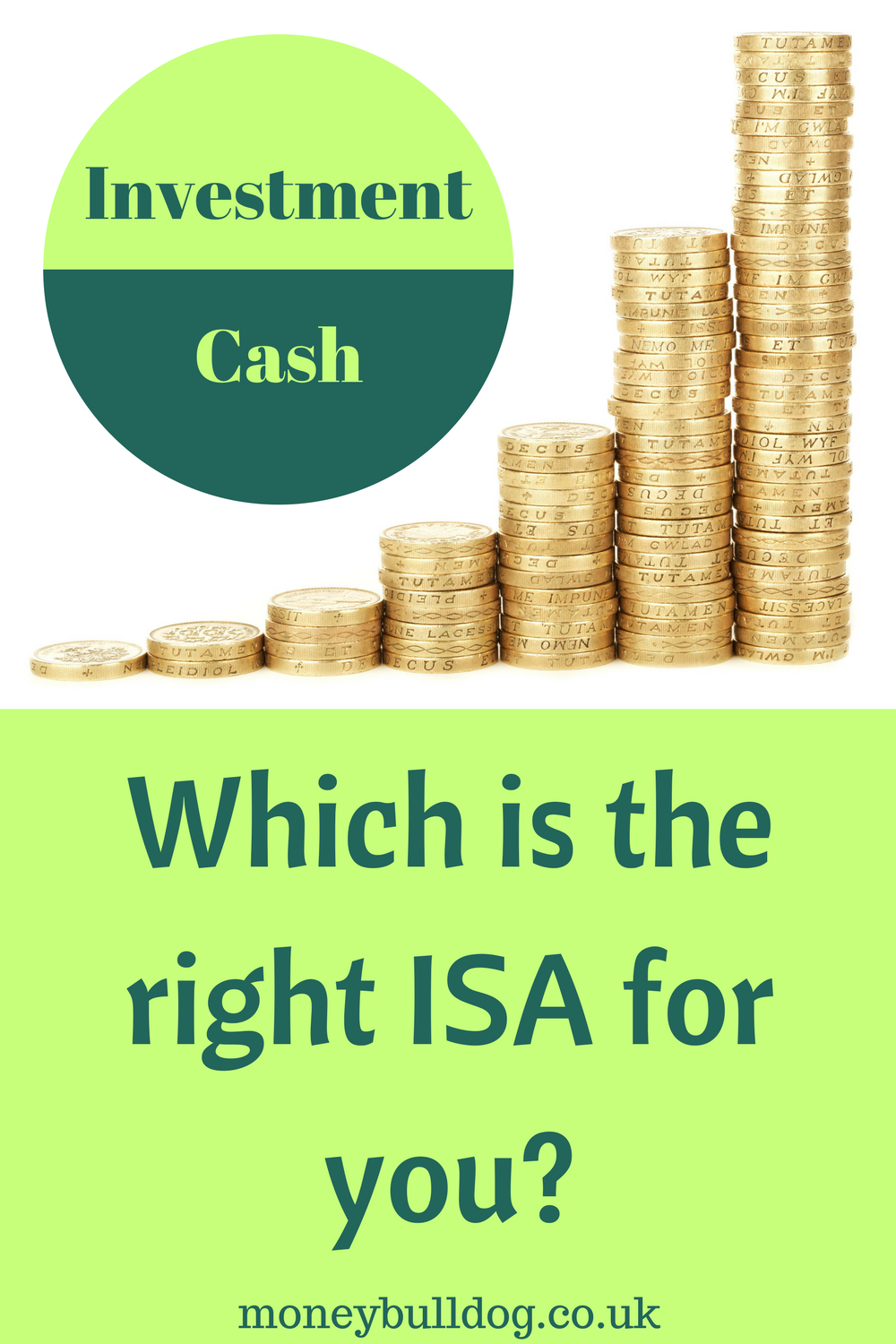 Investment Vs Cash - Which Is Right ISA for You_