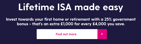 Lifetime ISA made easy - Find out more