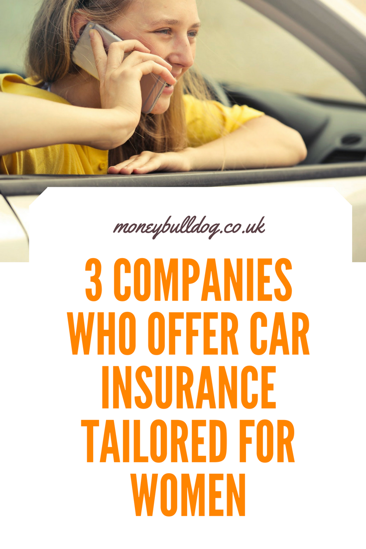 3 COMPANIES WHO OFFER CAR INSURANCE TAILORED FOR WOMEN
