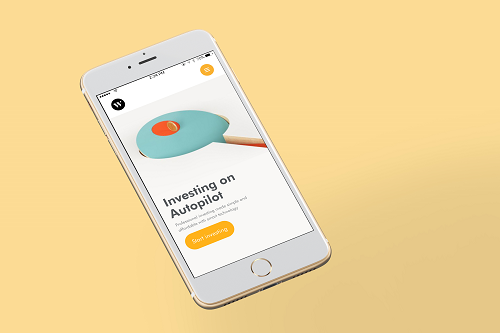Invest on Autopilot via the Wealthsimple Mobile App