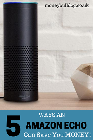 5 Ways an Amazon Echo Can Save You Money