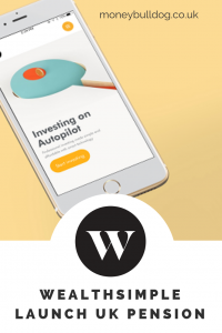 Wealthsimple UK Pension SIPP