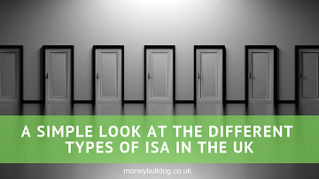 A simple look at the different types of ISA in the UK