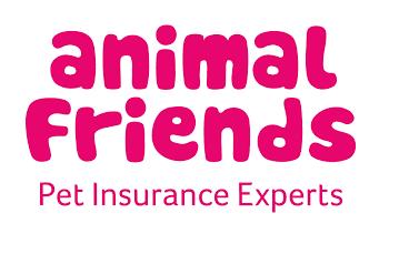 Animal Friends Pet Insurance Experts Logo