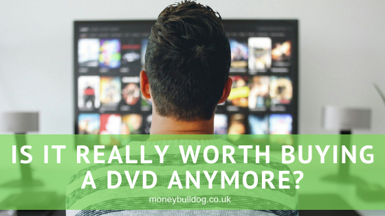 Is it Really Worth Buying a DVD Anymore?