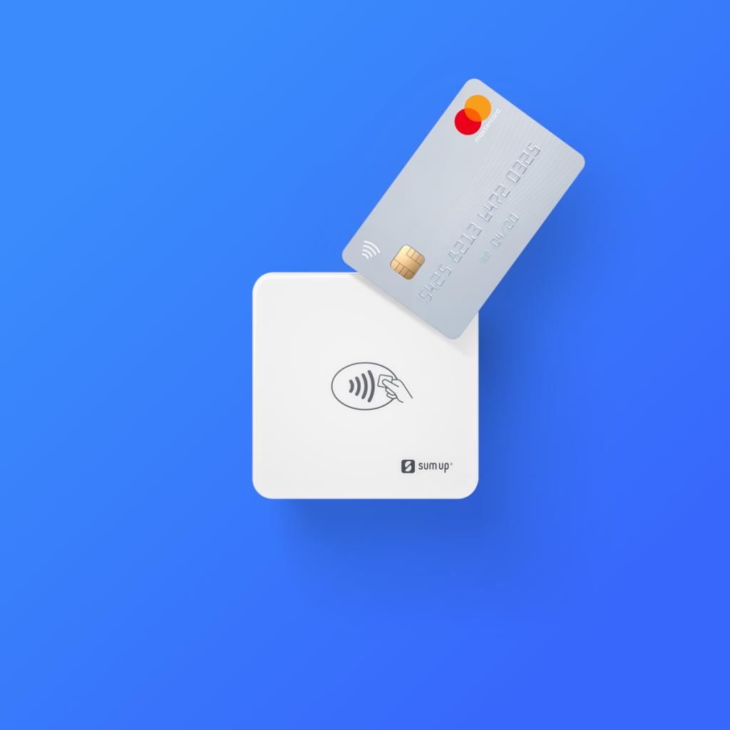 SumUp card reader