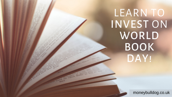 Learn to Invest on World Book Day